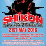 Shi Kon Spring Tournament 2016